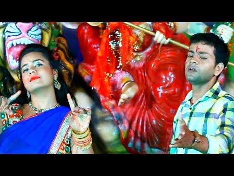 2017 का हिट देवी गीत - Harihar Nimiya Gachhiya - Pachra Sherawali Ke - Kumar Pawan