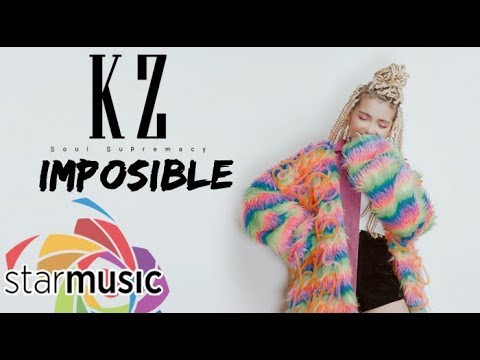 KZ Tandingan - Imposible (Official Lyric Video)