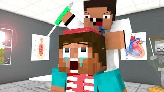 Dr. Noob Life - Operation 3 - Craftronix Minecraft Animation