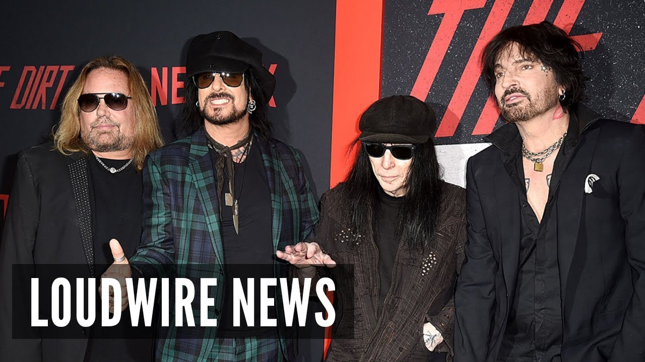 Motley Crue Sued for 'The Dirt' Accident