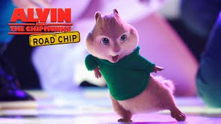 "Alvin and the Chipmunks: The Road Chip | ""Juicy Wiggle"" Lyric Video 