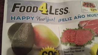 Food 4 less/ digital coupons!!😆
