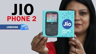 JIO PHONE 2: FIRST LOOK | Tech Tak