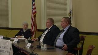 LWV Policing Forum 1/20/16