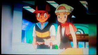 Ash and Dawn Make a Trade Esperanto