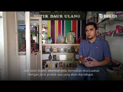 Profil Butik Daur Ulang Project B Indonesia by Brillio