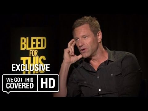 Exclusive : Aaron Eckhart Talks Bleed for This HD
