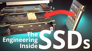 How does this SSD store 8TB of Data?  ||  Inside the Engineering of Solid-State Drive Architecture