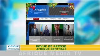 KIOSQUE AFRICAIN REVUE DE PRESSE AFRIQUE DU 04 01 2018