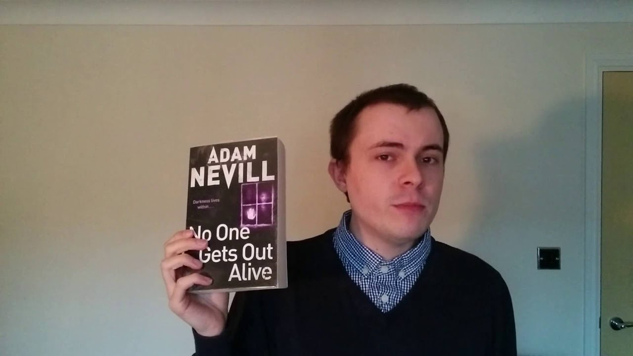 the angry librarian reviews adam nevills no one gets out