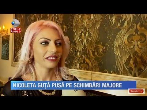 Stirile Kanal D (25.04.2017) - Nicoleta Guta vrea sa-si puna silicoane! Editie COMPLETA