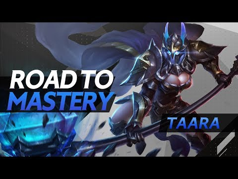 Road To Mastery - Taara | Advanced Gameplay Guide - Arena Of Valor