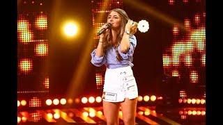"""""""Historia de un amor"""" - Luz Casal. Vezi interpretarea Biancăi Sumanariu, la X Factor!"""