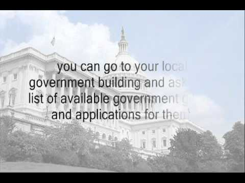 how-to-find-a-government-grant-programs-online