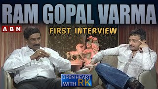 Ram Gopal Varma First Interview | RGV Open Heart With RK Full Episode | Life of RAM | ABN Telugu