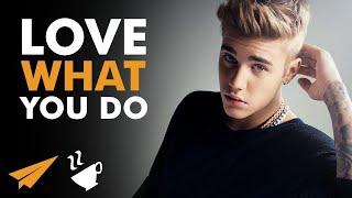 LOVE What You Do - Justin Bieber (@justinbieber) - #Entspresso