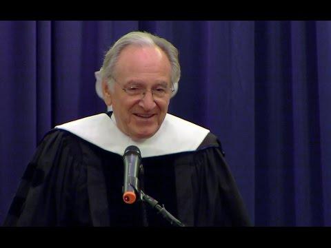 Senator Tom Harkin at Beacon College Commencement