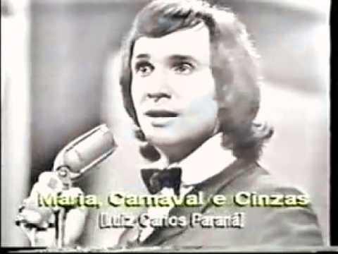 1967 roberto carlos maria carnaval e cinzas youtube - Carlos maria ...