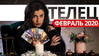 ТЕЛЕЦ ФЕВРАЛЬ 2020. Расклад ТАРО от Анны Арджеванидзе