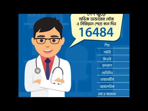 Doctor appointment - Call 16484