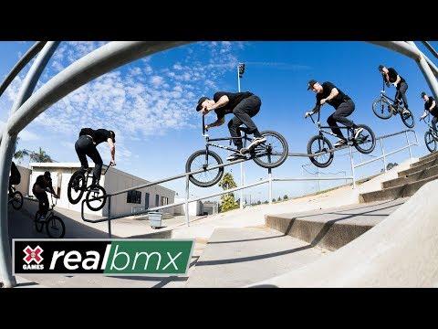 Sean Ricany: Real BMX 2018 | World of X Games