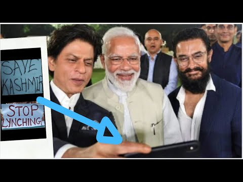 Update on India and Kashmir: Are Shah Rukh Khan AND Amir Khan helping Modi to see the LIGHT? Mp3