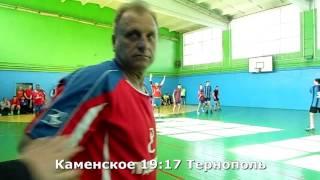 Гандбол. Каменское - Тернополь - 25:22 (2-й тайм). Открытый чемпионат г. Хмельницкого