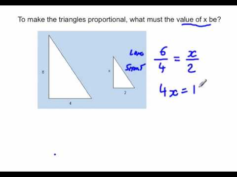 solving problems with similar triangles Properties of similar triangles, aa rule, sas rule, sss rule, solving problems with similar triangles, examples with step by step solutions, how to use similar triangles to solve word problems, height of an object, shadow problems, how to solve for unknown values using the properties of similar.