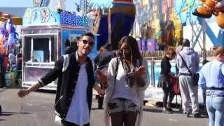 Смотреть клип Alban Bartoli Feat. Awa Imani - Avec Le Temps