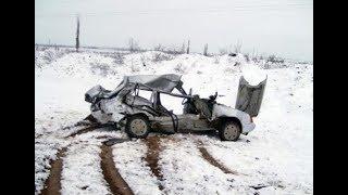 Подборка ДТП, АВАРИЙ ЗА 12 ЯНВАРЯ 2019 (12.01.2019)  A selection of accidents on January 12, 2019