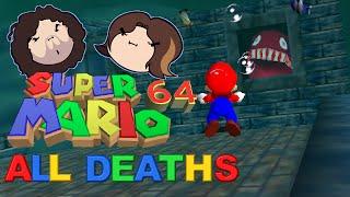 Every Death In Mario 64 - Condensed Game Grumps