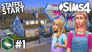 Herbst & Regen Wetter   Let's Play Die Sims 4 Jahreszeiten #1