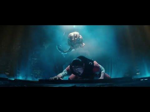 TMNT2 (2016) Krang Reveal Scene (HD)