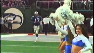 VHS Seattle Seahawks 1996