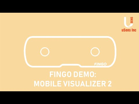 Fingo :Demo: Mobile Visualizer 2