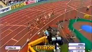 YouTube   2006 European Championships Men's 1500 Metres