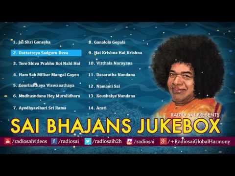 Sai Bhajans Jukebox 10 - Best Sathya Sai Baba Bhajans | Top 10 Bhajans | Prasanthi Mandir Bhajans