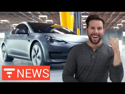 Performance Tesla Model 3 On Sale This Week! ...And Other Tesla News