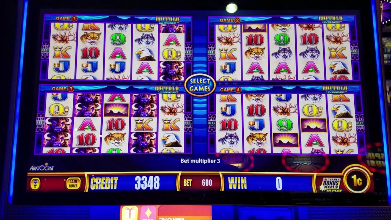 Ability Wonder Seven Slot Machine