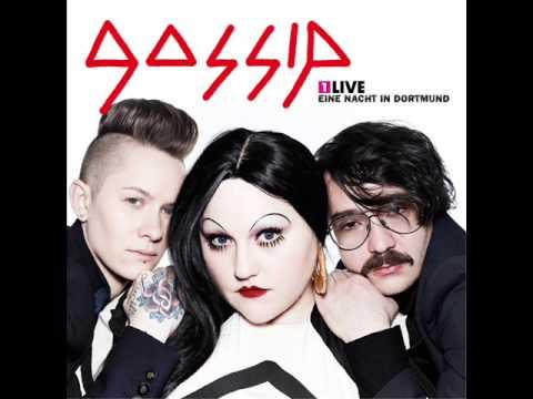 Gossip - Live Dortmund 2012 (audio)