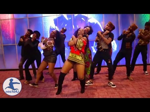 Africans Doing The Black Panther Movie Dance Challenge