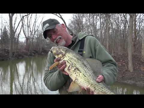 Sucker Fishing, Pheasant Hunt, John Eberhart -  Michigan Out of Doors TV #1816