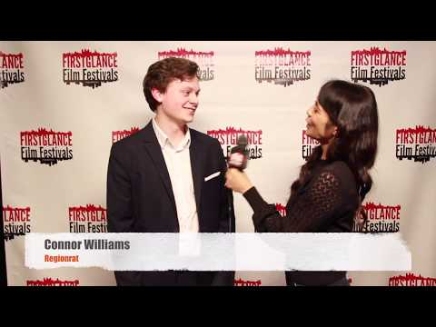 Connor Williams FirstGlance Film Fest
