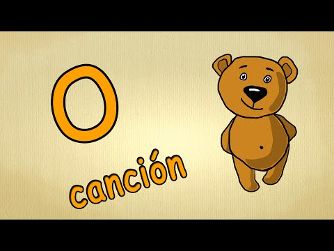 abc en español para niños cancion | La letra O Cancion | canciones infantiles aprender español