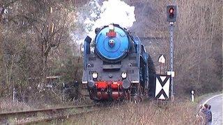 "Parní lokomotiva  498.022 ""Albatros"""