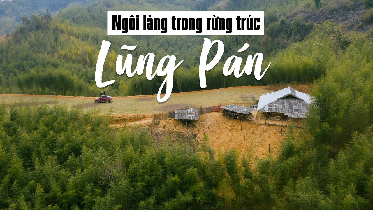 Ngỡ ngàng ngôi làng sống trong rừng trúc Lũng Pán, Bảo Lạc, Cao Bằng - Bamboo Forest Vietnam Travel