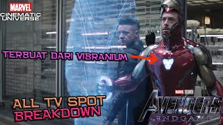 Avengers Endgame Last Theory !! Breakdown Semua TV Spot Avengers Endgame | No Spoiler !!