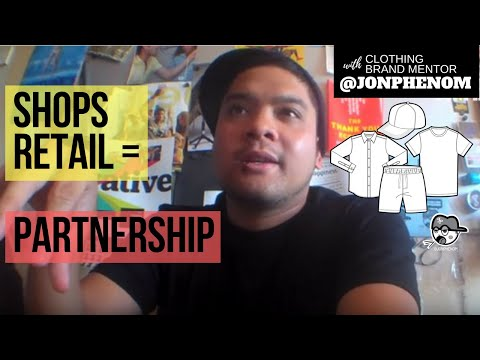 SHOPS/ RETAIL = PARTNERSHIP [D+A #7]