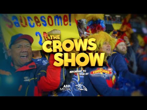 The Crows Show: 11am Saturday On 7