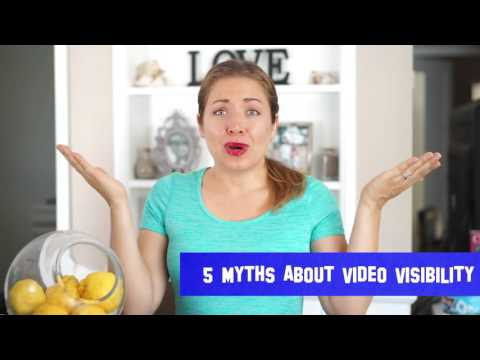 5 Myths About Video Visibility - Visibility Training Series
